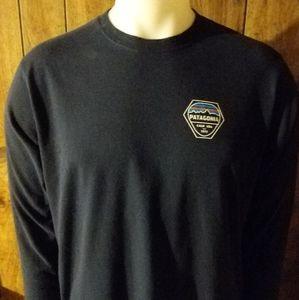Patagonia long sleeve size large t-shirt